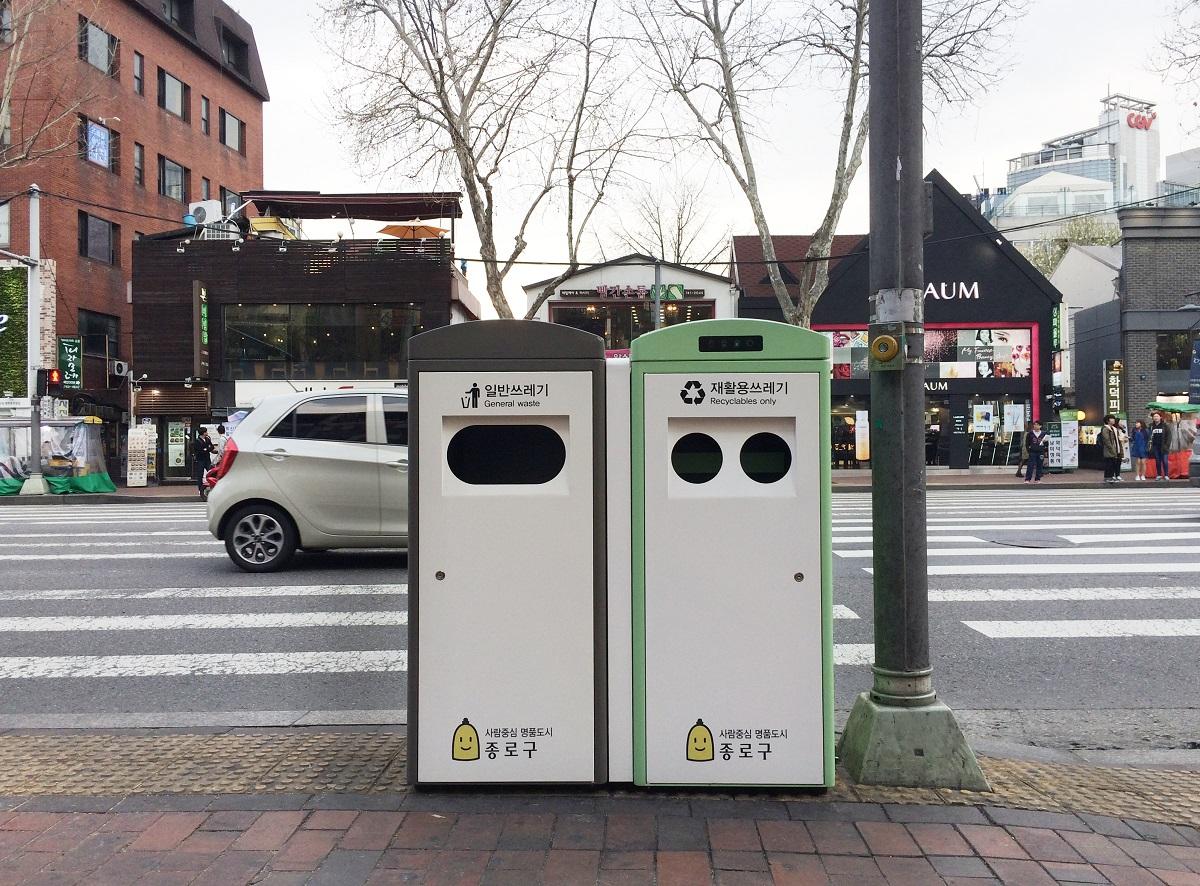 Solar trash cans: Top 5 benefits