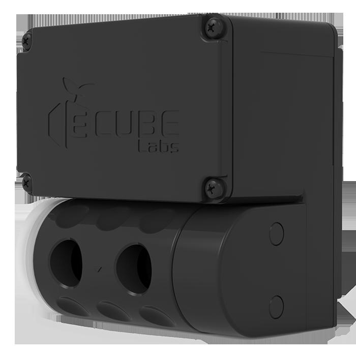 Ultrasonic fill-level sensor | CleanFLEX | Ecube Labs
