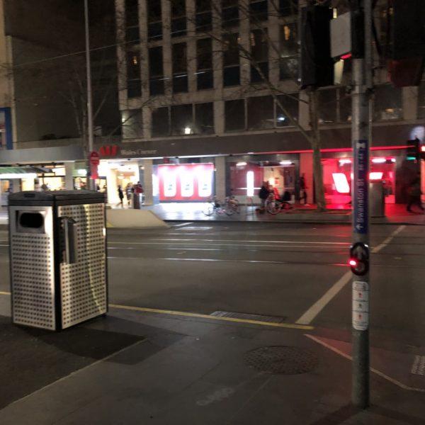 CleanCUBE in Melbourne CBD